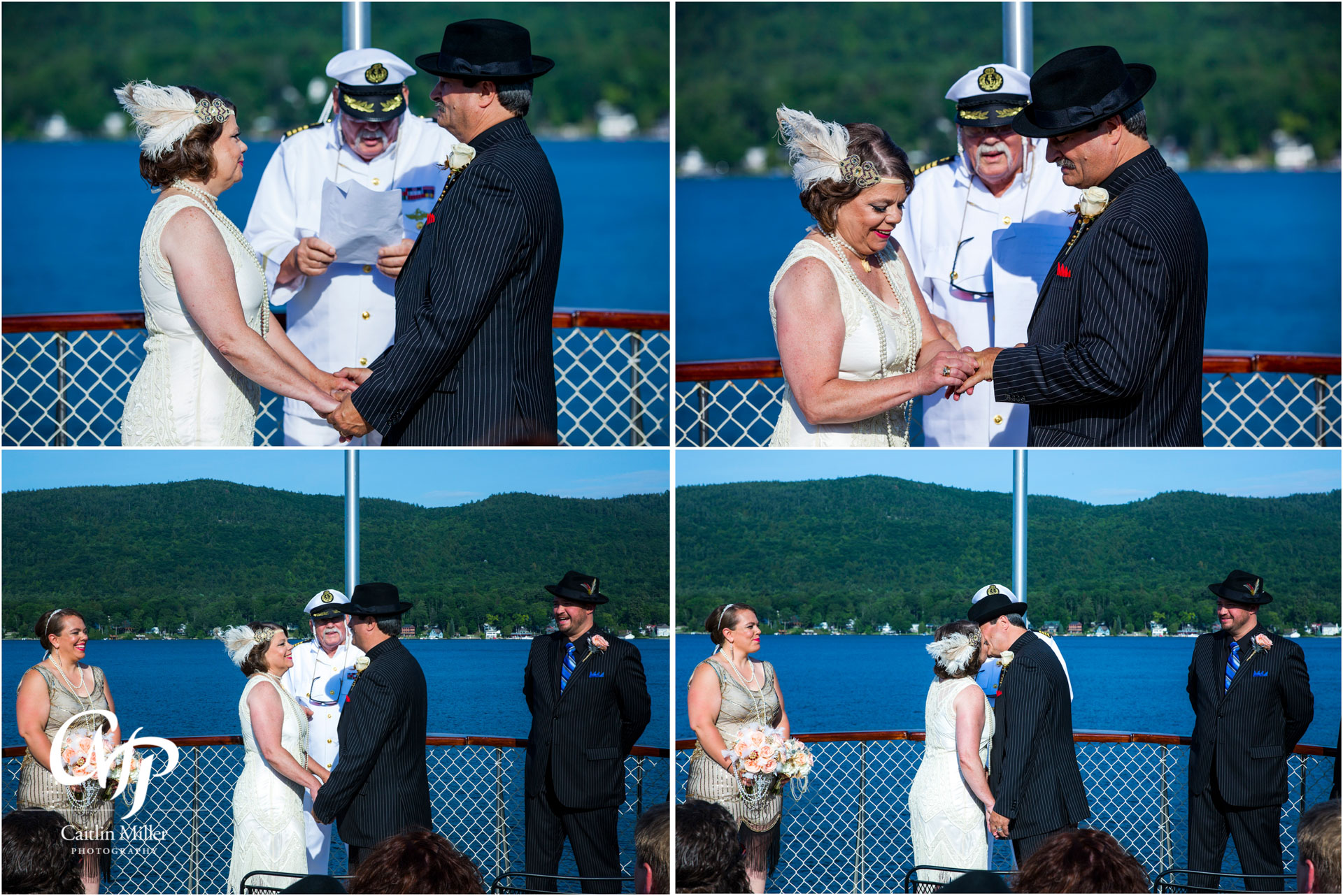 bombard-16.jpg from Jan and Robert's vow renewal on shoreline Cruise's Adirondac Boat on Lake George, NY by Saratoga Wedding Photographer Caitlin Miller Photography. Lake George Wedding Photographer. Stamford wedding photographer. Albany wedding photographer. Shoreline Cruises Wedding Photographer. Saratoga Wedding Photographer