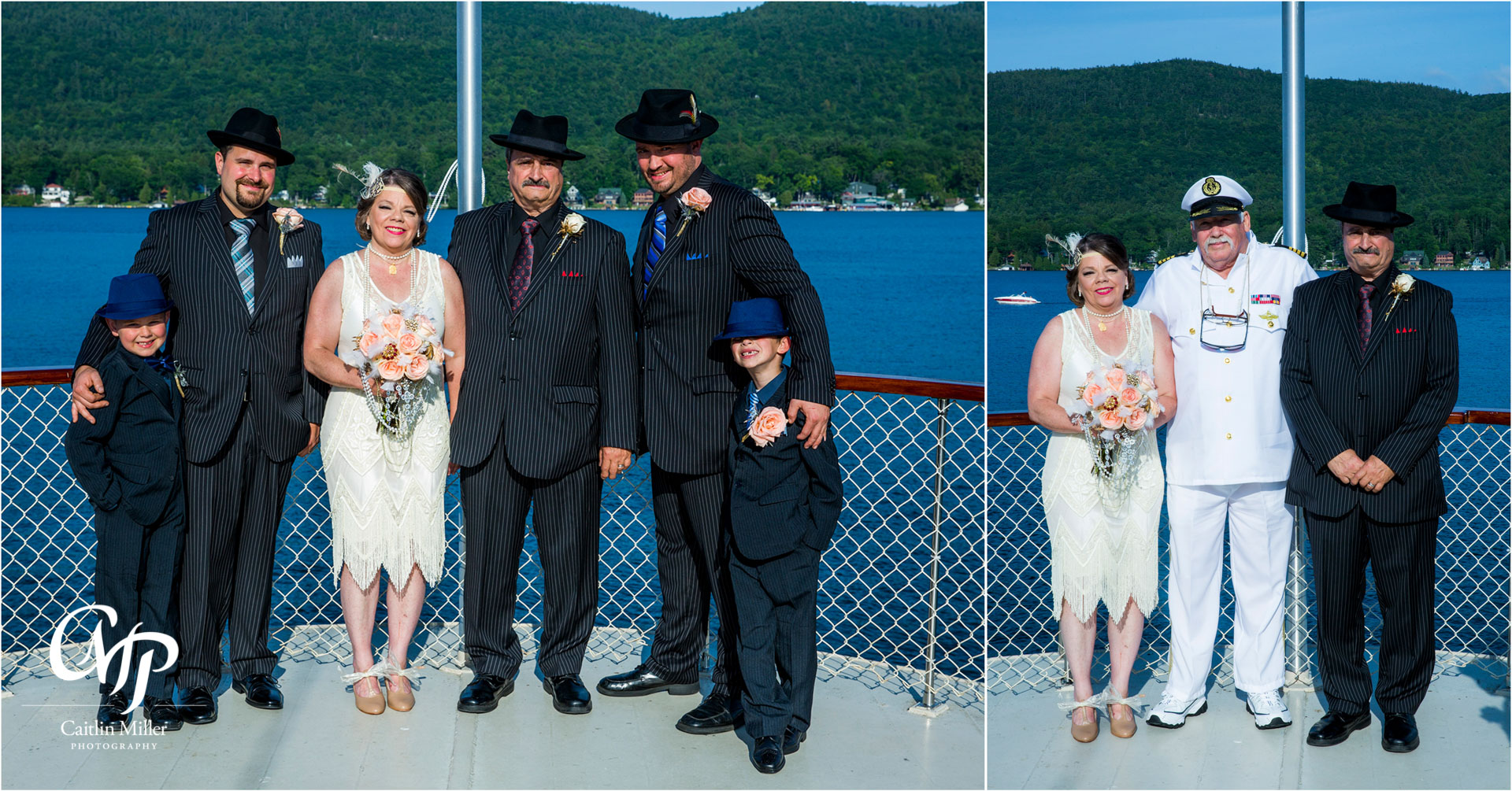 bombard-18.jpg from Jan and Robert's vow renewal on shoreline Cruise's Adirondac Boat on Lake George, NY by Saratoga Wedding Photographer Caitlin Miller Photography. Lake George Wedding Photographer. Stamford wedding photographer. Albany wedding photographer. Shoreline Cruises Wedding Photographer. Saratoga Wedding Photographer