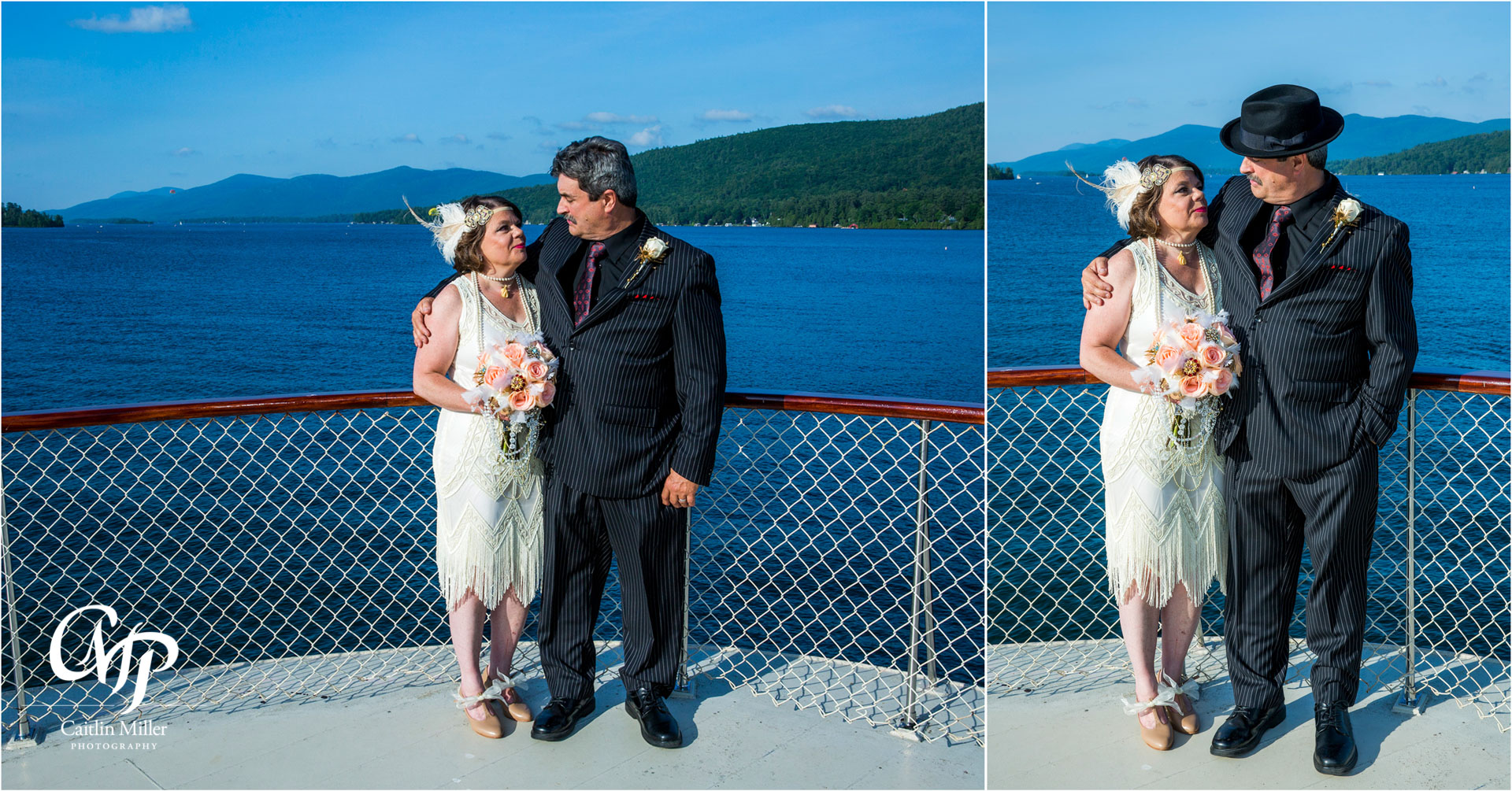 bombard-20.jpg from Jan and Robert's vow renewal on shoreline Cruise's Adirondac Boat on Lake George, NY by Saratoga Wedding Photographer Caitlin Miller Photography. Lake George Wedding Photographer. Stamford wedding photographer. Albany wedding photographer. Shoreline Cruises Wedding Photographer. Saratoga Wedding Photographer