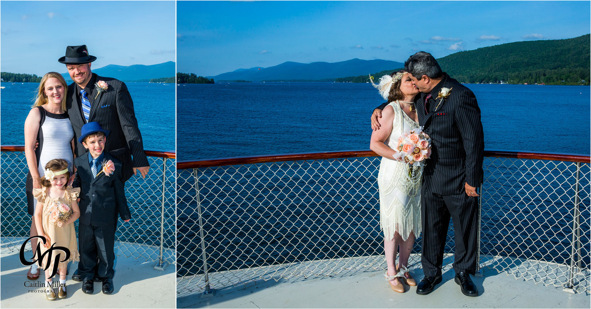 bombard-21.jpg from Jan and Robert's vow renewal on shoreline Cruise's Adirondac Boat on Lake George, NY by Saratoga Wedding Photographer Caitlin Miller Photography. Lake George Wedding Photographer. Stamford wedding photographer. Albany wedding photographer. Shoreline Cruises Wedding Photographer. Saratoga Wedding Photographer
