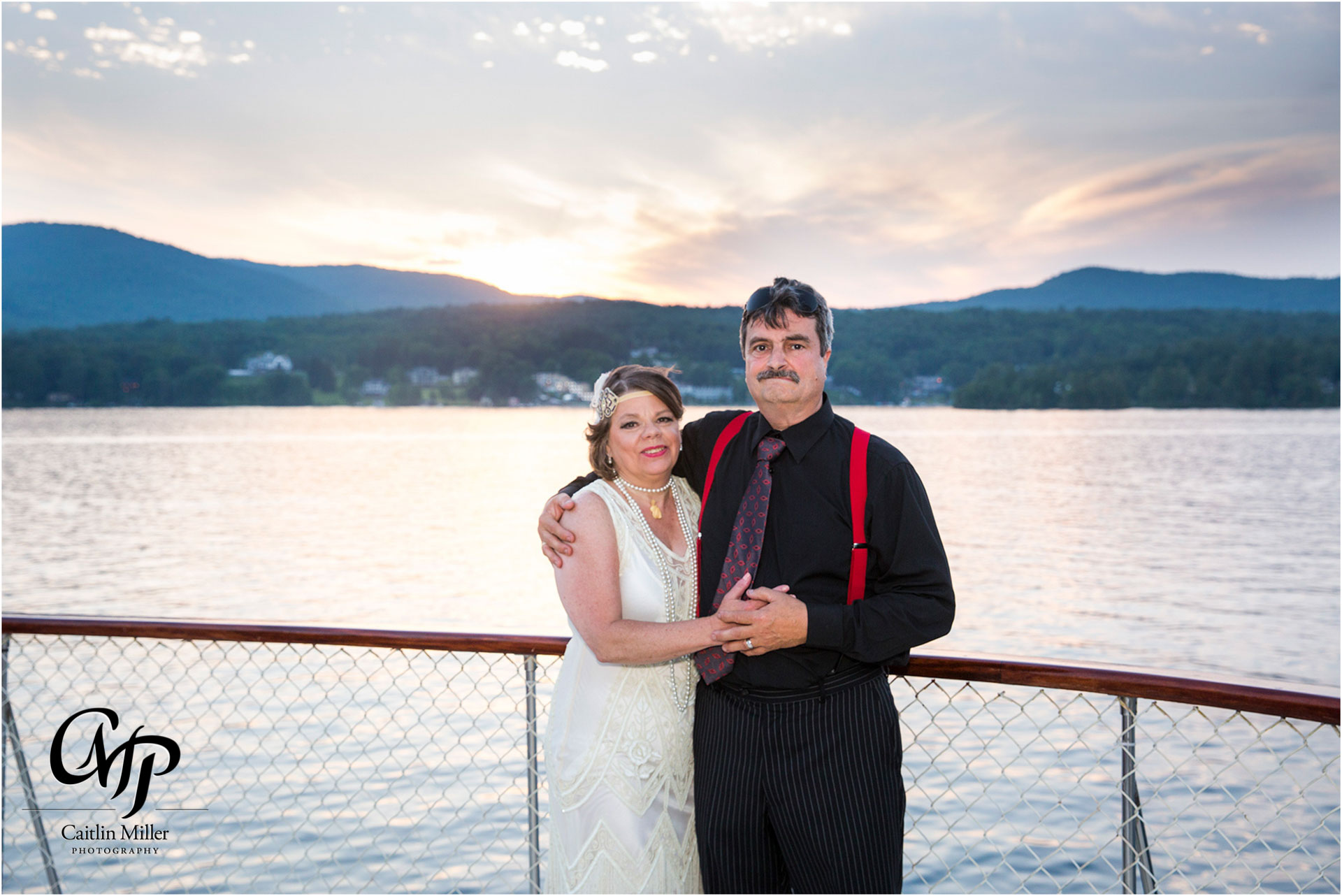 bombard-34.jpg from Jan and Robert's vow renewal on shoreline Cruise's Adirondac Boat on Lake George, NY by Saratoga Wedding Photographer Caitlin Miller Photography. Lake George Wedding Photographer. Stamford wedding photographer. Albany wedding photographer. Shoreline Cruises Wedding Photographer. Saratoga Wedding Photographer