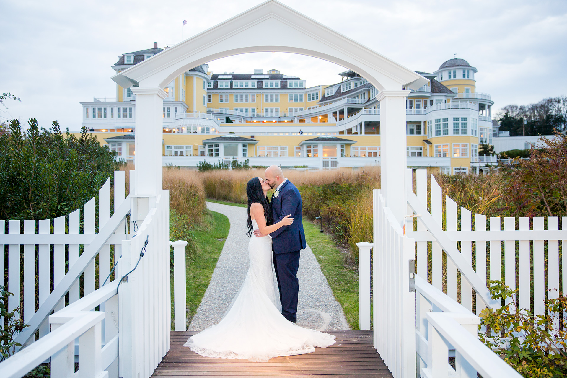 Collins 43 Jpg From James And Dawn S Wedding At The Ocean House In Watch